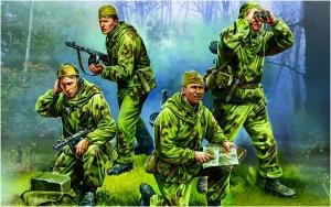 Советские разведчики.