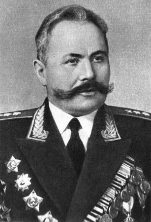 Сергей Матвеевич Штеменко