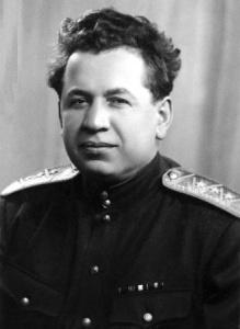 Министр внутренних дел СССР генерал-полковник Круглов С.Н., 1946 год