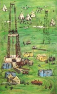 Грызлов Валерий Дмитриевич (1944) «Нефть Ямала»