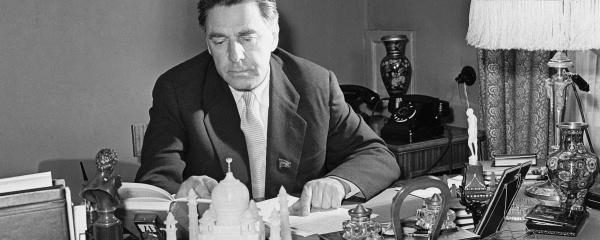 Иван Александрович Бенедиктов., 12.05.1959. Автор:Дмитрий Козлов, РИА Новости