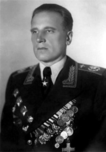 Главный маршал авиации Александр Евгеньевич Голованов