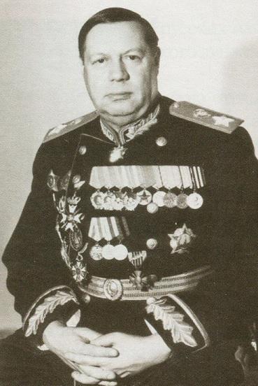 Маршал Советского Союза Ф.И.Толбухин