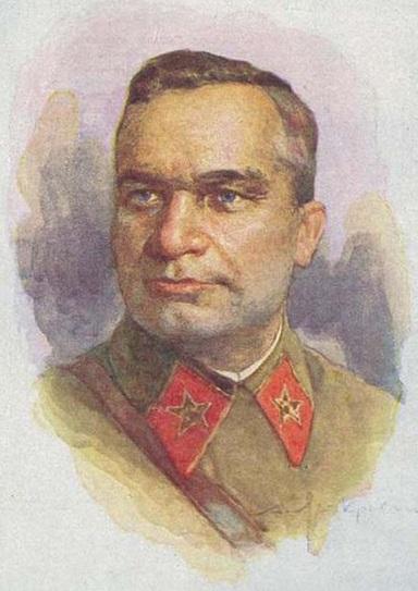 Яр-Кравченко Анатолий. Маршал Егоров.