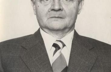 Ю.А. Жданов. Фото из архива университетской газеты