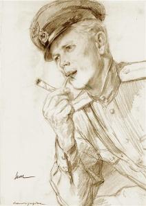 Жуков Николай. Самокрутка.