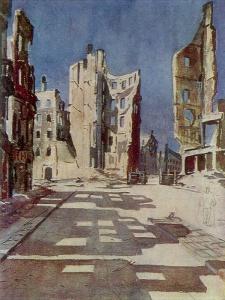 Дейнека Александр. Берлин, 1945 г.