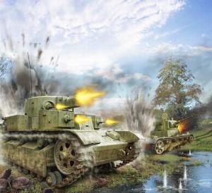 Валерий Петелин - Танковое сражение под Дубно