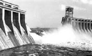 Подрыв плотины Днепрогэса в 1941 году