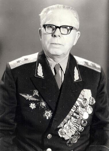 Иван Федорович Петров
