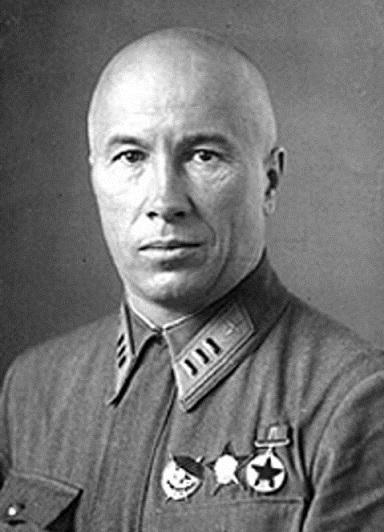Павел Федорович Жигарев
