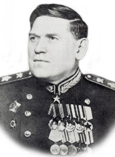 Михаил Петрович Воробьёв