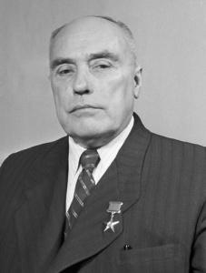 Сергей Яковлевич Жук. 1953 год. Источник:РИА Новости