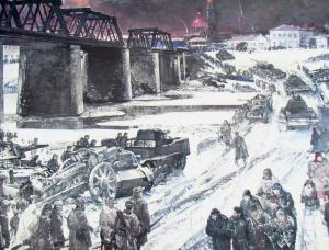 Якупов Харис. Елец 9 декабря 1941 г.
