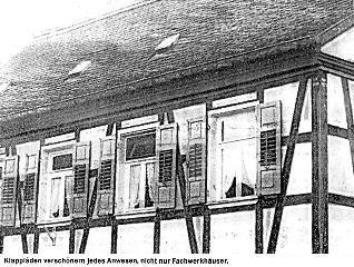 Рис. 1. Мансардные окна в Германии 1949 г.