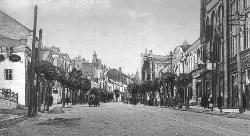 Рис.2. Смоленск. Благовещенская улица. Начало 20 века.