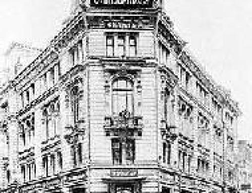 Жилищный сектор России накануне событий 1917 года