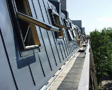 Рис. 4. Устройство наклонных окон, без которых нельзя проводить реконструкцию жилья в России после Меморандума.