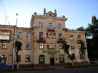 Рис. 4. «Сталинка» на ул. Володарского в Пензе, 1948 г.