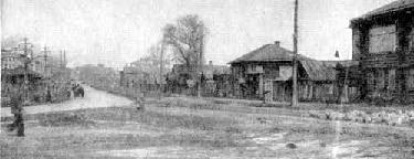 Рис. 6. Нижний Тагил. Улица Ленина. 1951 г.