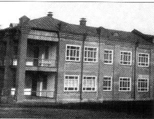 Рис. 13. Та же больница после сдачи в 1930 г.