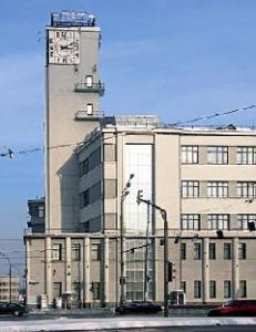 Рис. 19 . Здание НКПС. Архитектор И. А. Фомин. 1929–1934.