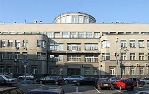 Рис. 21. Поликлиника. Архитектор Н. В. Гофман-Пылаев. 1929–1933.