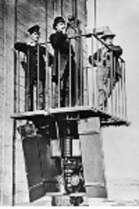 Рис.39. «Безопасный лифт» Отиса .